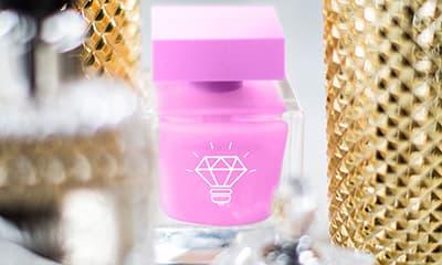 Perfume Bottle Mockup PSD Free Download